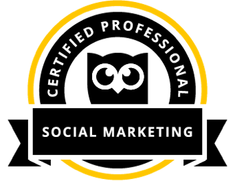Hootsuite SM Certified Marketer