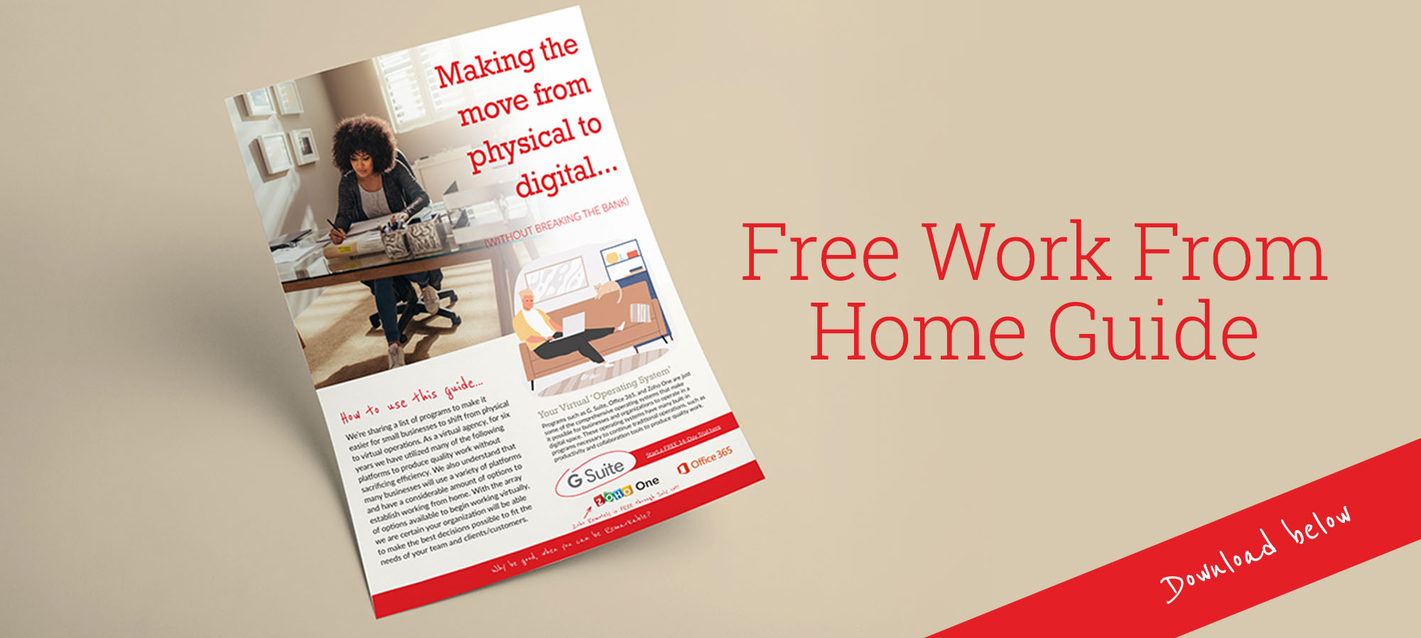 Free Download: Work from Home Guide